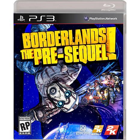 Borderlands Pre-Sequel - PlayStation 3