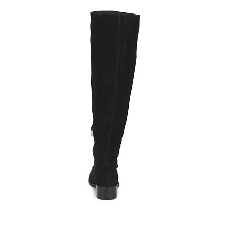 d2842ab88 Born® Cricket Over-the-Knee Suede Boot - 8788848 | HSN