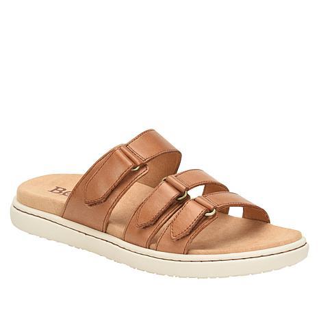 Born® Daintree Leather Sport Slide Sandal