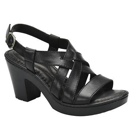 Born® Earvin Leather Sandal