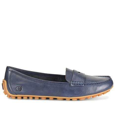 Born® Malena Leather Driving Loafer