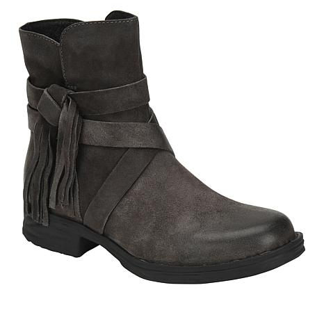 Born® Perl Leather Ankle Boot