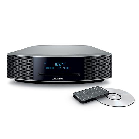 Bose® Wave® Music System IV w/CD Player, Radio & Bluetooth Receiver