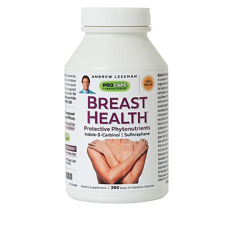 Breast Health - 360 Capsules