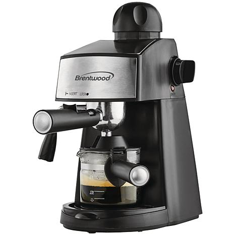 Brentwood Appliances 20-oz. Espresso & Cappuccino Maker