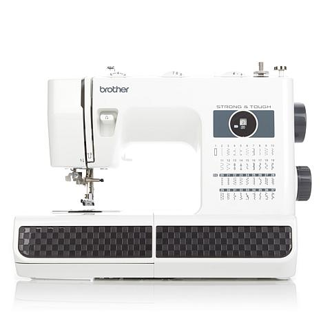Brother 37-stitch Strong & Tough Mechanical Sewing Machine with DVD