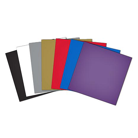 Brother ScanNCut Assorted Vinyl Sheet Set