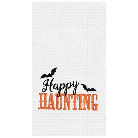 C&F Home Happy Haunting Towel S-2