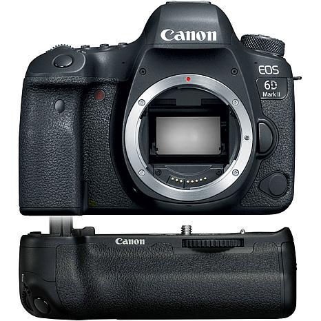 Canon EOS 6D MK II DSLR Camera Body