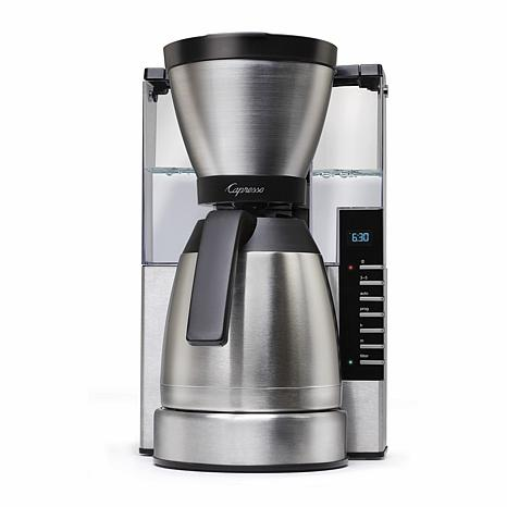 Capresso MT900 10-Cup Thermal Coffee Maker