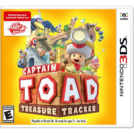 """Captain Toad: Treasure Tracker"" game for Nintendo 3DS"
