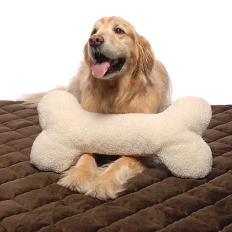 Carolina Pet Company Bone Pillow Toy - Small