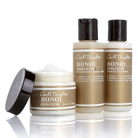 Carol's Daughter Monoi 3-piece Hair Care Starter Kit