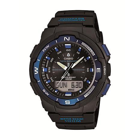 Casio Men's Analog-Digital Multi-Function Sport Watch