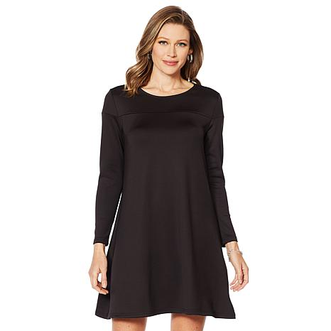 Caya Costa Long-Sleeve Dress with UV Protection