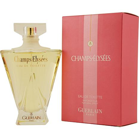 champs elysees by guerlain edt spray 1 7 oz for women 7679643 hsn. Black Bedroom Furniture Sets. Home Design Ideas