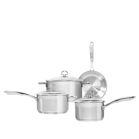Chantal Induction 21 7-piece Stainless Steel Set