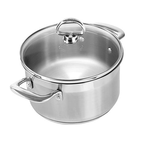 chantal induction 21 stainless steel 2quart saucepan