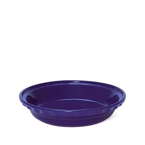 "Chantal Set of 2 Deep 9.5"" Pie Dishes"