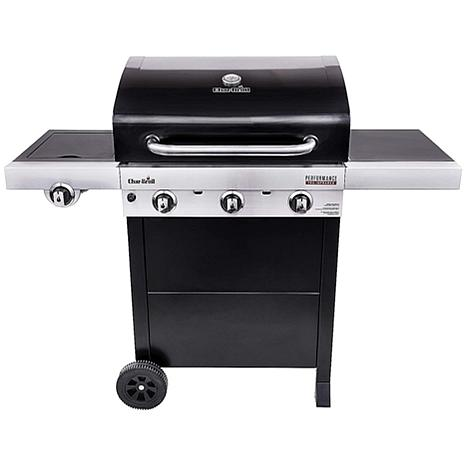 Char-Broil Performance TRU-Infrared 3-Burner Gas Grill