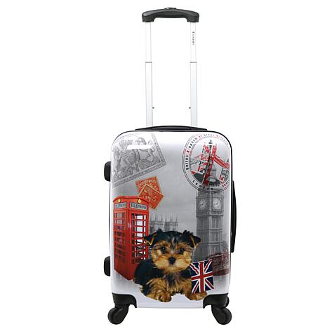 Chariot 20-inch Hardside Carry On Luggage - UK
