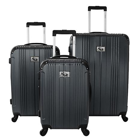 Chariot Monet 3-piece Spinner Hard-sided Luggage Set