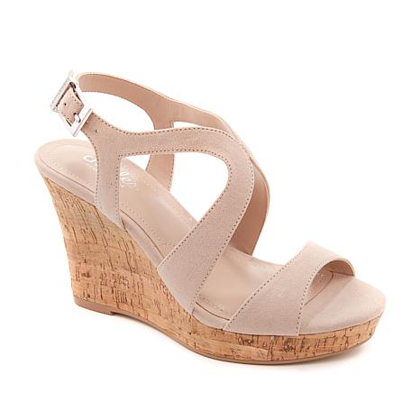 Charles by Charles David Louis Platform Wedge Sandal