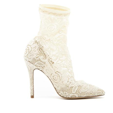 Charles by Charles David Player Pull-On Lace Pump