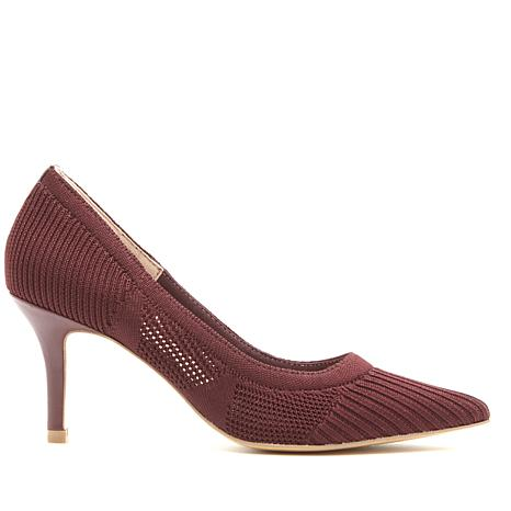 Charles by Charles David Strung Knitted Pump