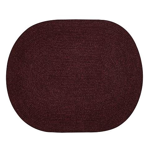 """Chenille Reversible Braided Rug - 24"""" x 72"""""""
