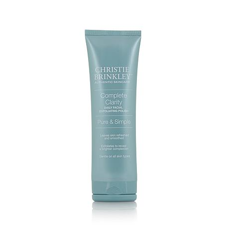 Christie Brinkley Complete Clarity Facial Exfoliator