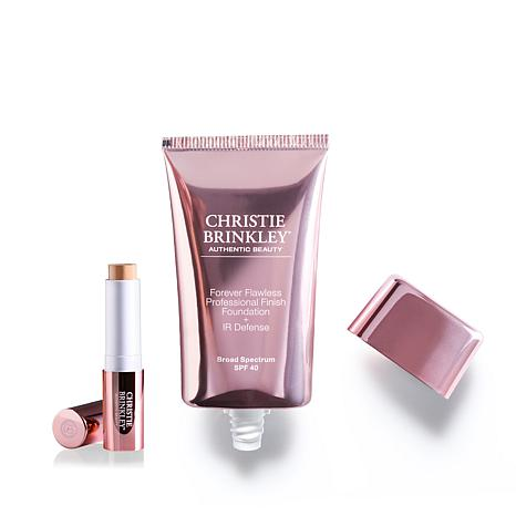 Christie Brinkley Foundation & Concealer Duo - Light Warm
