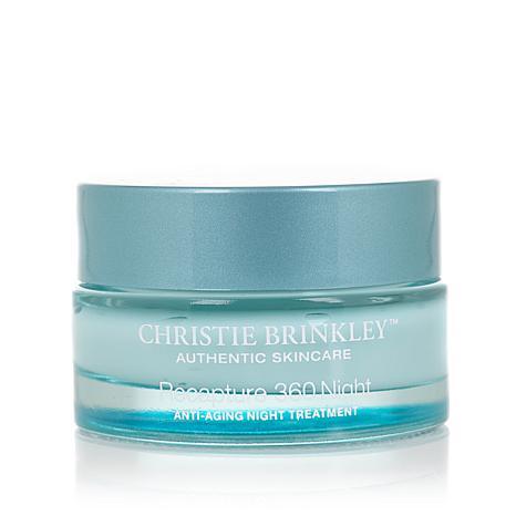 Christie Brinkley Recapture 360 Night Beauty Treatment