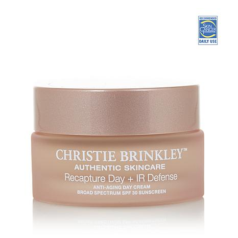 Christie Brinkley Recapture Day + IR Defense Cream