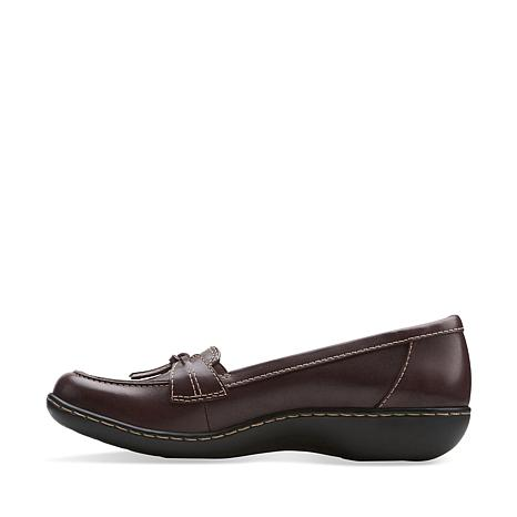 a653fe64534 Clarks Ashland Bubble Leather Slip-On Loafer - 8793377