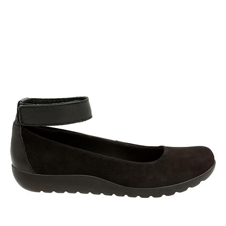 Clarks Collection Medora Nina Leather Shoe