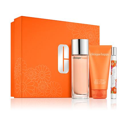 Clinique Perfectly Happy Fragrance Set