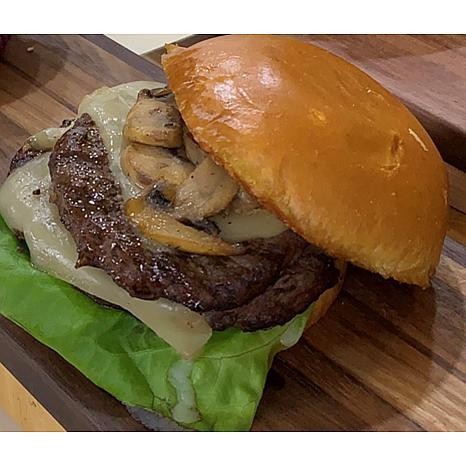 Coach Joe's 15-count 5.33 oz. Steak Burgers