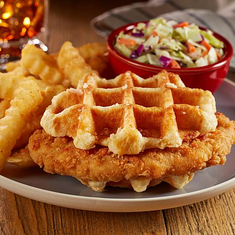 Coach Joe's 8-count Southern Fried Chicken Waffle Stackers