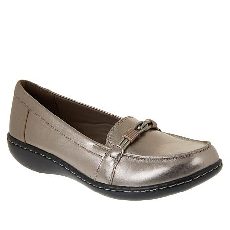 Collection by Clarks Ashland Ballot Leather Loafer