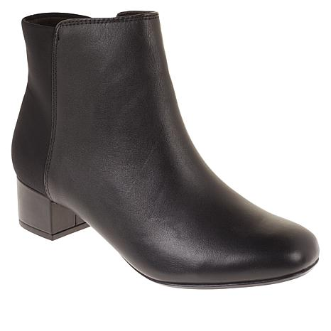 Collection by Clarks Chartli Valley Leather Bootie