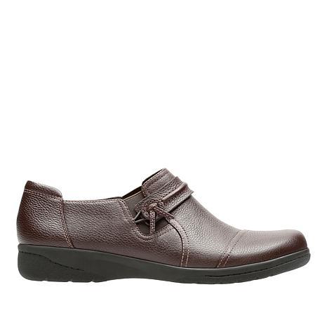 ebc8dde531b Collection by Clarks Cheyn Madi Leather Slip-On Shoe - 8847581