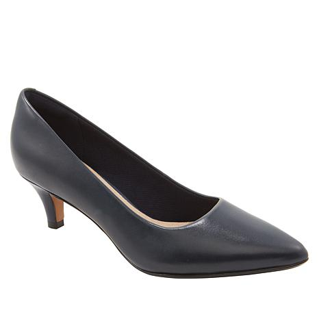 Collection by Clarks Linvale Jerica Leather Pump