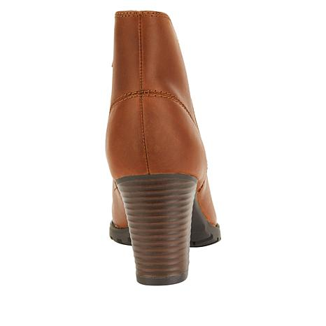 27989904 Collection by Clarks Verona Trish Leather Bootie