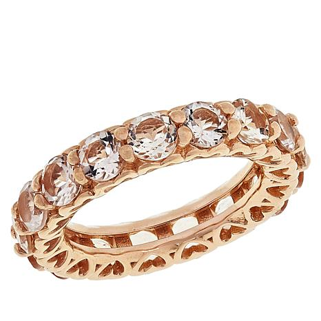 Fine Jewellery Beautiful Wedding Ring Trio 3 Rings Delicate Jewelry New Gold Plated T 60 Comfortable Feel Fine Rings