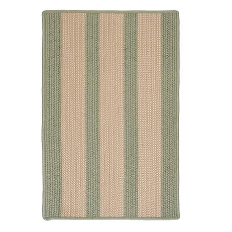 Colonial Mills Boat House 5' x 8' Rug - Olive