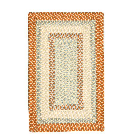 Colonial Mills Montego 2' x 3' Rug - Tangerine