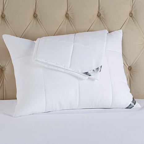 Concierge Collection 2-piece Quilted Pillow Covers