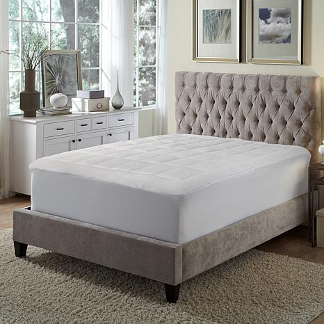 Concierge Collection Microplush Mattress Pad