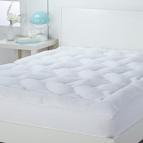 Concierge SuperLoft™ Basketweave Mattress Pad